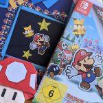 """Mit """"Paper Mario: The Origami King"""" mutig voran #Werbung #Gewinnspiel"""