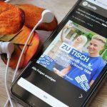 """""""Zu Tisch mit Schwester Henrike"""" – Der etwas andere Podcast #Werbung"""