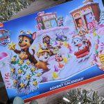 Blitzgewinnspiel – Der Paw Patrol Adventkalender #Werbung