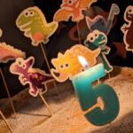 5 Jahre Heldenkind – Wir feiern eine Dinoparty!