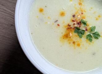 Blumenkohl-Suppe