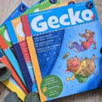 Gecko – Die Kinderzeitschrift für viel Lesespaß  #Werbung #Gewinnspiel