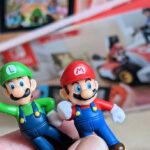 Das ultimative Dreamteam bei Mariokart Live! #Werbung #Gewinnspiel