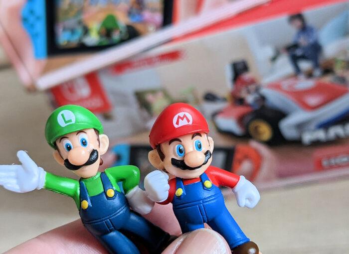 Mariokart Live