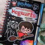 Geheimnisvolles Hogwarts: Magischer Kratzspaß + DIY #Rezension
