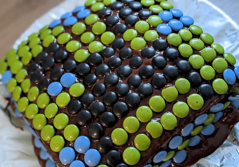 Creeper Kuchen