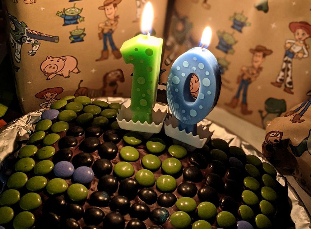 Gaming Geburtstag