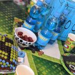 Eine Gaming-Party zum 10. Geburtstag (Spiele, Deko und Essen)