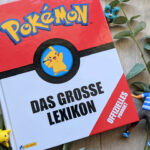Kinderbuchwoche #4 – Pokémon: Das große Lexikon #Rezension