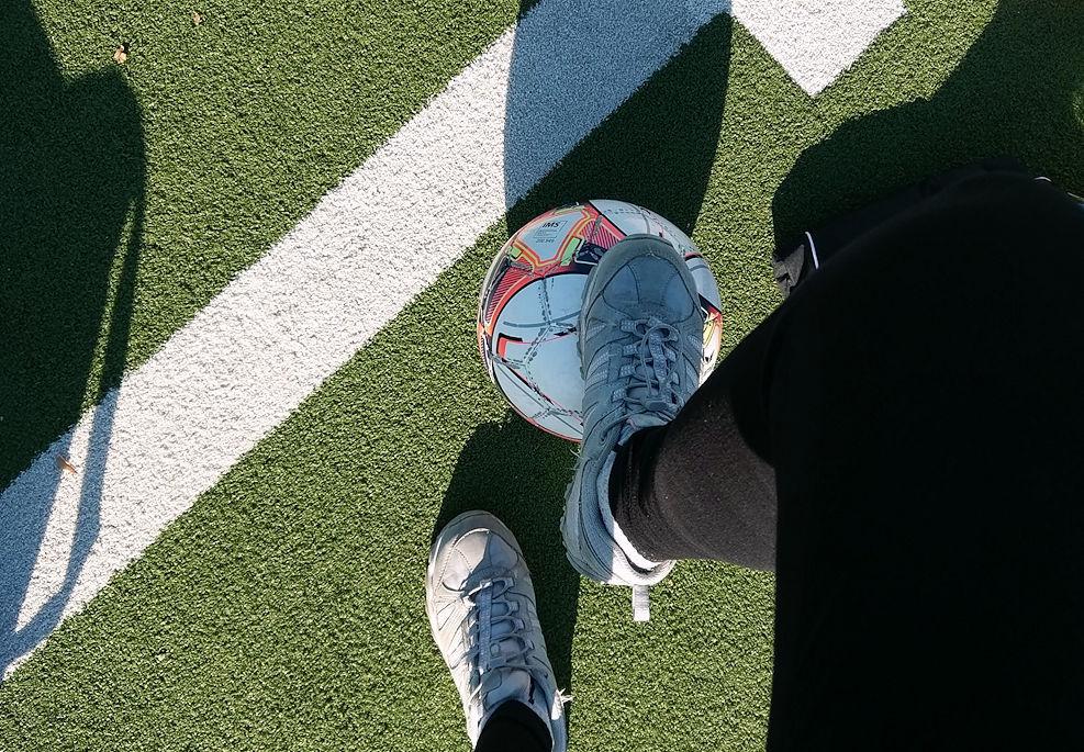 Fußballmama