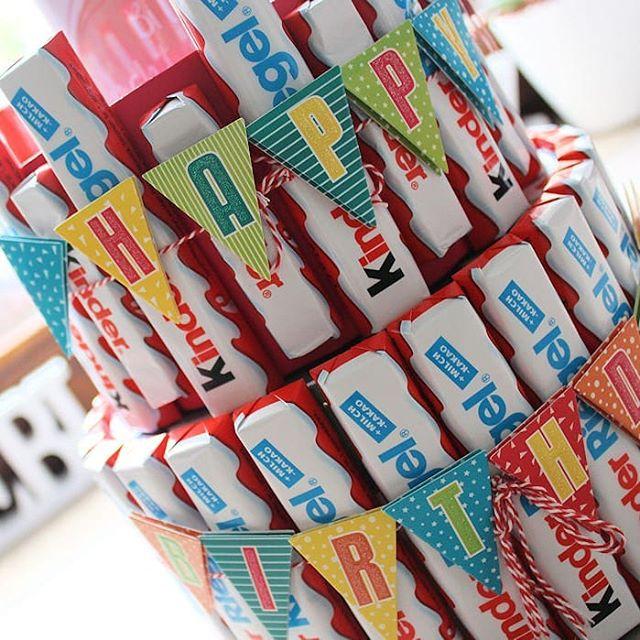 Werbung wg Markenerkennung - dieses Mal habe ich den #Geburtstagskuchen für eine #Freundin nicht gebacken sondern einfach selber #gebastelt. Das weckt #Erinnerungen an unsere gemeinsame Zeit in der #Ausbildung. Wenn ihr mehr darüber wissen wollt, schaut doch heute einfach mal auf dem #Blog vorbei.